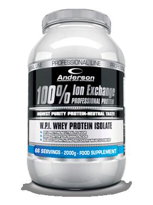 100% ION EXCHANGE Professional Protein