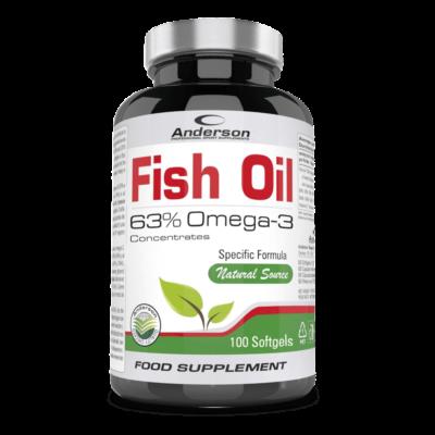 Fish Oil 100 Prl