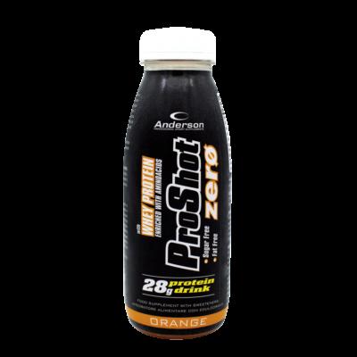 PROSHOT zero Arancia 330 ml