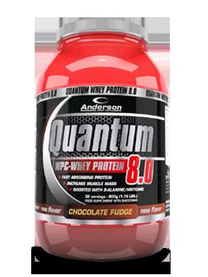 Quantum 8.0