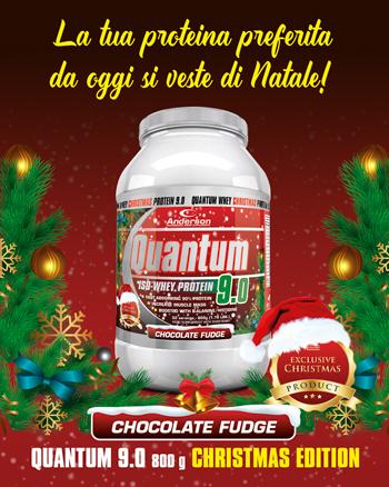 Quantum 9.0 Christmas Edition