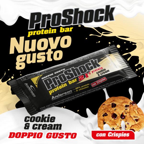 Barrette proteiche ProShock