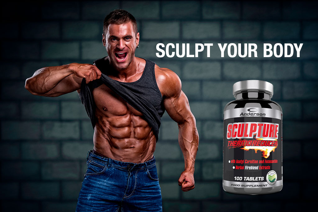 Integratori sportivi Sculpt your body